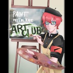 美術社 海報