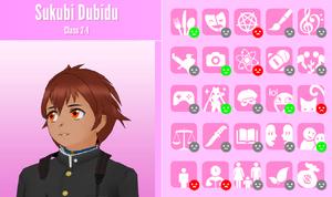 Интересы Сукуби (3)