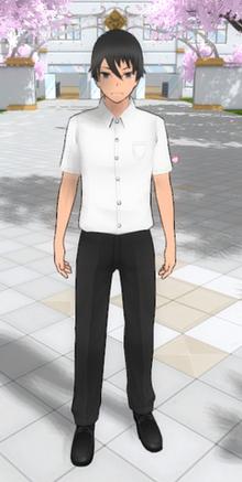 3-15-2017 Yandere-kun model