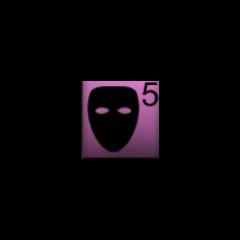 物品欄裡的面具