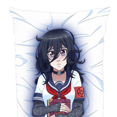 An Oka body pillow cover from <a rel=