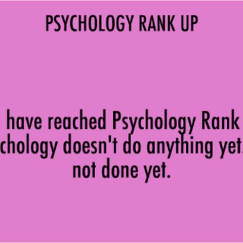 心理學 等級1 [15/04/2016]