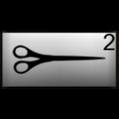 物品欄裡的剪刀