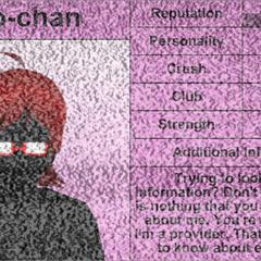 Info-chan的第三版個人資料