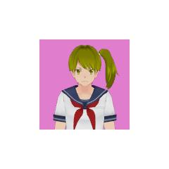 Terceiro retrato de Yuna.