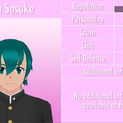 Sora的第八版個人資料 [01/06/2016]