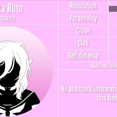 Oka's 2nd silhouette profile. March 31st, 2020.