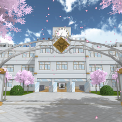 學校入口 [10/02/2017]