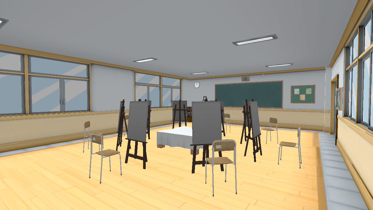 Art Room & Art Room | Yandere Simulator Wiki | FANDOM powered by Wikia