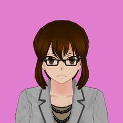 Natsuki Anna's 4th portrait.