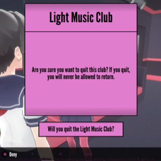 Leaving the Light Music Club. August 1st, 2020.