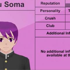 Riku的第四版個人資料