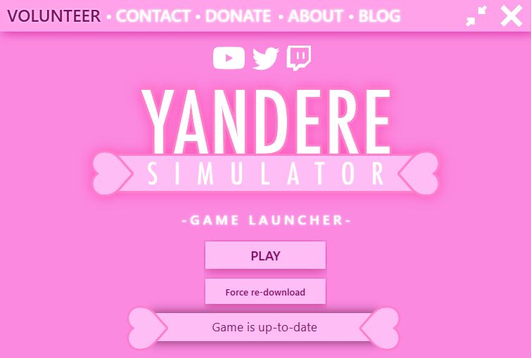YandereSimulatorLauncher