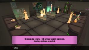 Aktywność klubu naukowego