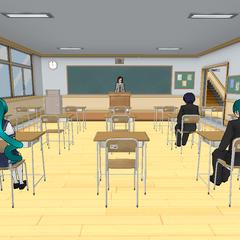 Karin Hana's class, Class 3-1. February 15th, 2016.