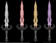 Yandere simulator cerimonial knife variants 2 by druelbozo-d9sn4al