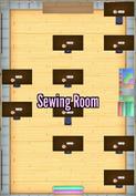 Помещение комната шитья-1
