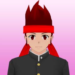 Quinto retrato de Ryuto.