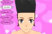 Włosy 9 dla Senpai'a