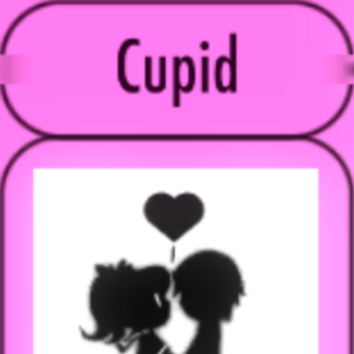Cupido no menu de conquistas.