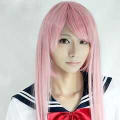 YandereDev is definitely a pink-haired Japanese schoolgirl.