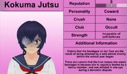 Kokuma Jutsu Info