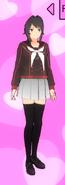 Yandere-chan Uniform 6 April