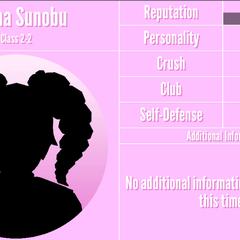 Kizana's 1st silhouette profile. March 14th, 2020.