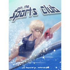 體育社 海報