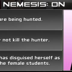 難度三級的Nemesis