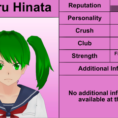 Koharu's 5th profile. December 3rd, 2015.