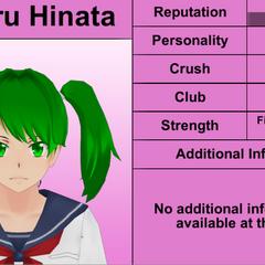 Quinto perfil de Koharu.