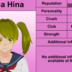 Yuna's 4th profile. December 1st, 2015.