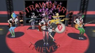 ~ Strawberry Thieves ~ Yandere Simulator Music ( Upgraded The Music)