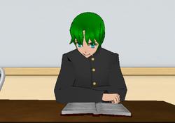 Intellegent Library Boy