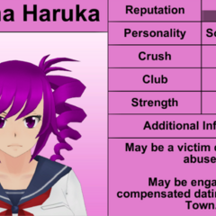 Kokona's 7th profile. February 8th, 2016.