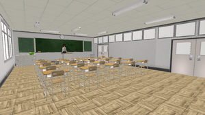Classroom 2-2 nov 1st