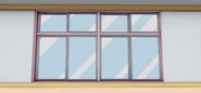 Okna pokoju pielęgniarki 25-7-17