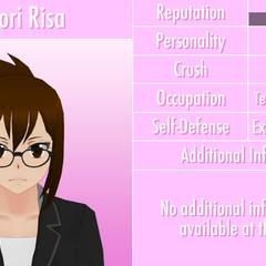 Shiori's 10th profile. October 16th, 2016.