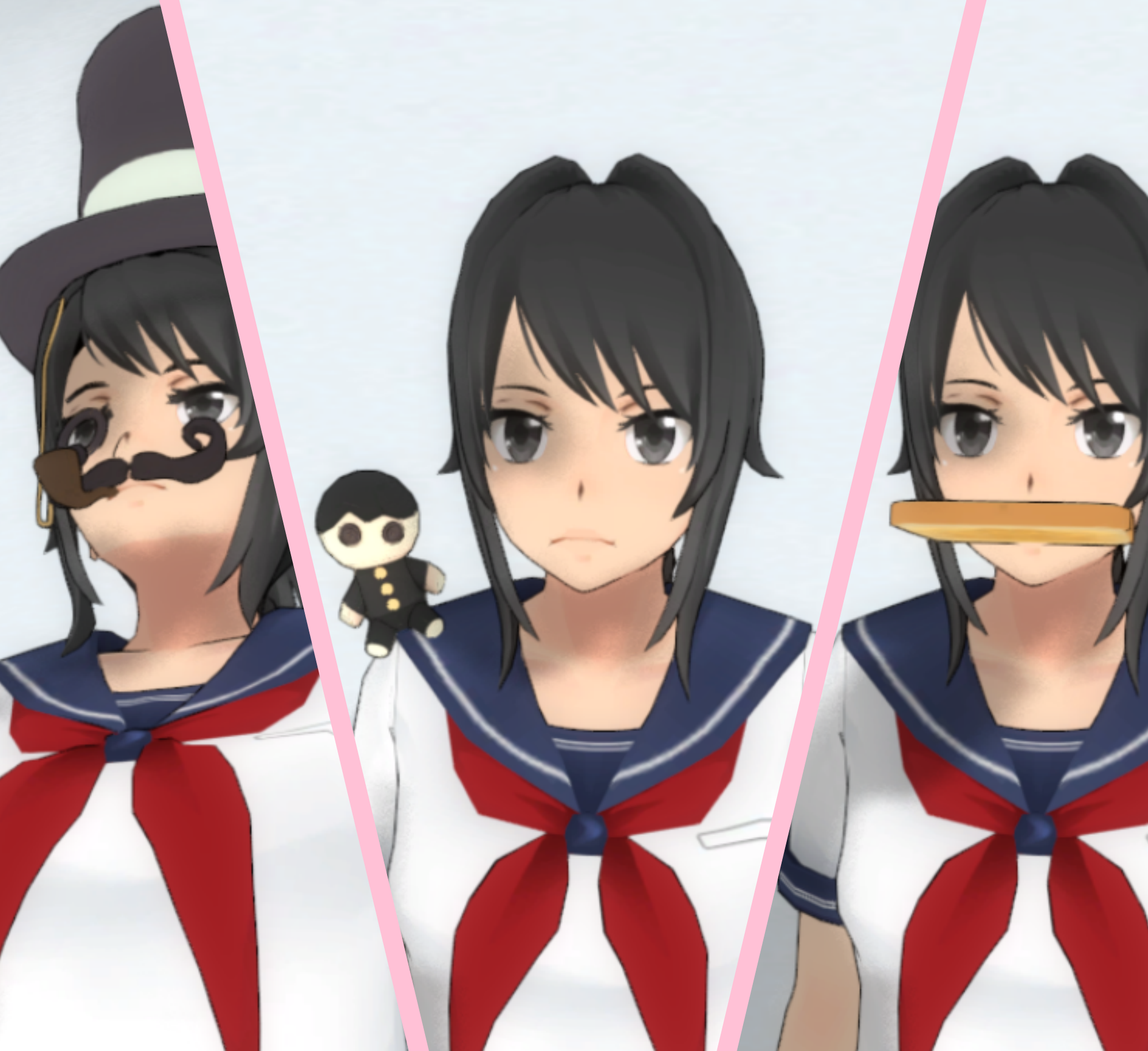Customization | Yandere Simulator Wiki | FANDOM powered by Wikia