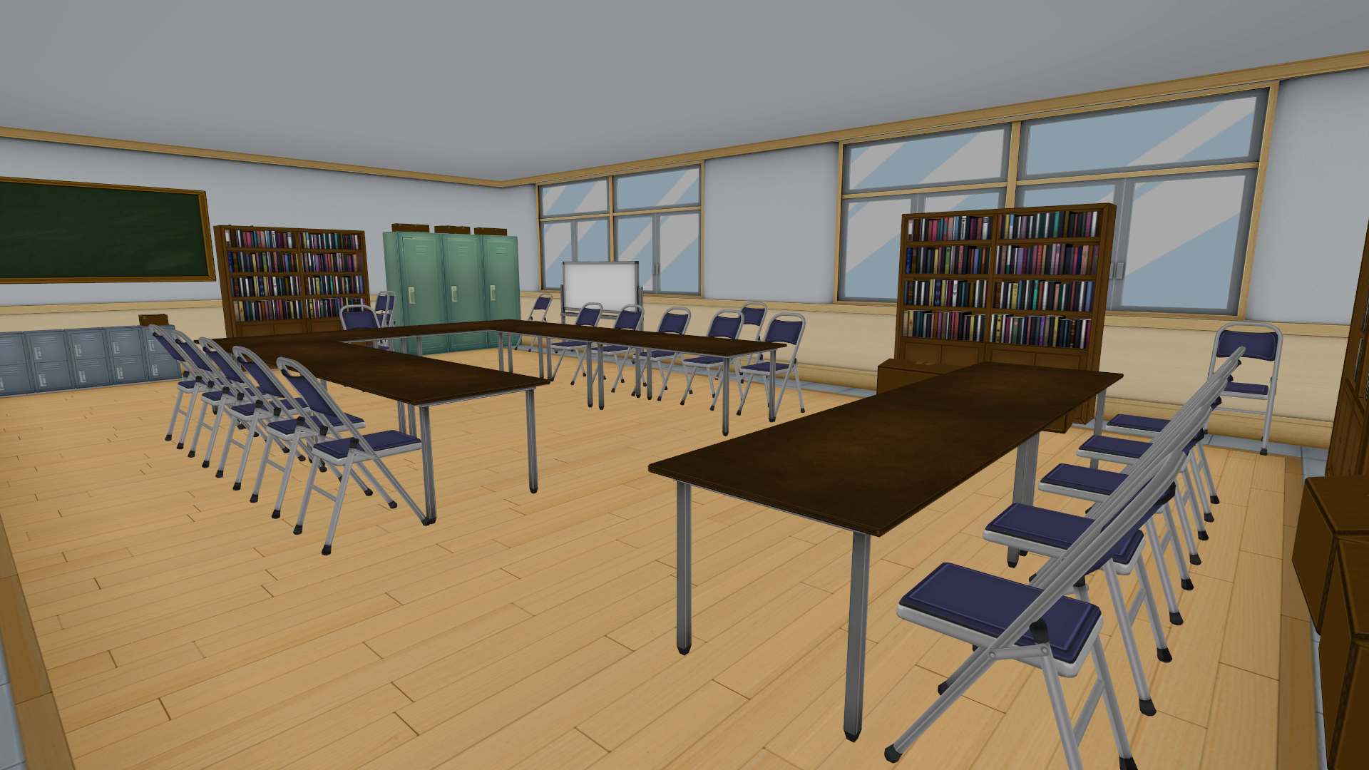 Meeting Room | Yandere Simulator Wiki | FANDOM powered by Wikia