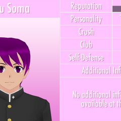 Riku's 8th profile. June 1st, 2016.