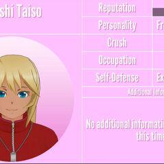 Kyoshi's 4th profile. May 17th, 2019.