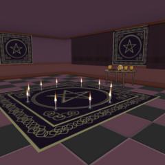 Clube de ocultismo antigamente