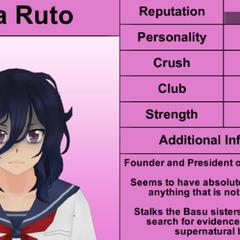 Terceiro perfil de Oka.