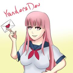 A portrait of YandereDev.