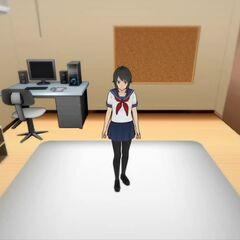 Ayano's second bedroom as of the October 8th, 2015 Build.