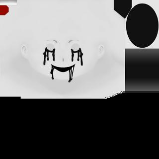 Textura do rosto de  no jogo