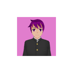 Riku's 2nd portrait.