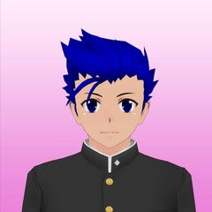 Quinto retrato de Ryusei.